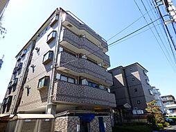 ヴィレヂ・ハピネス3[5階]の外観