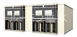 仮 三木市本町新築アパート[203号室]の外観