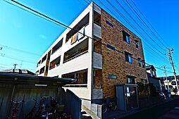 埼玉県吉川市美南1丁目の賃貸マンションの外観