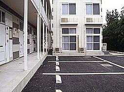 レオパレス風[1階]の外観