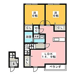 伊勢朝日駅 6.6万円