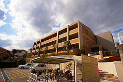 兵庫県神戸市長田区平和台町2丁目の賃貸マンションの外観