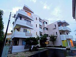 ピースマンション[4階]の外観
