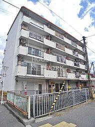サンハイツ西ノ京[405号室号室]の外観