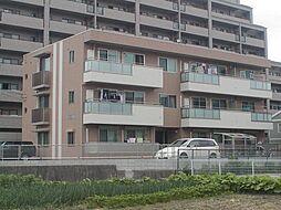 広島県広島市安佐南区上安の賃貸アパートの外観