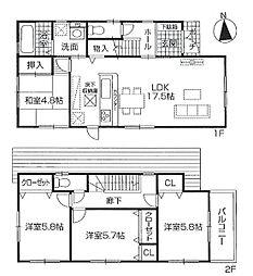 JR藤森駅 3,390万円