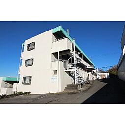 ヴィラ松沢A[1階]の外観