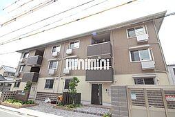 D-roomパークサイド吉塚[1階]の外観