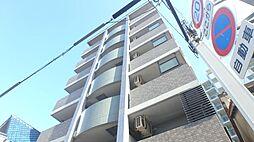 大阪府大阪市北区中津4丁目の賃貸マンションの外観