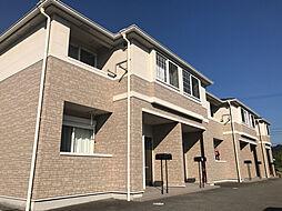 兵庫県神崎郡市川町千原の賃貸アパートの外観