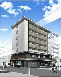 オーバルコート京都三条通[3階]の外観