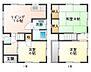 間取り,3DK,面積70m2,賃料6.0万円,バス 川内口下車 徒歩12分,,愛媛県宇和島市宮下甲1386-1