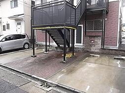 エンドール安井[1階]の外観