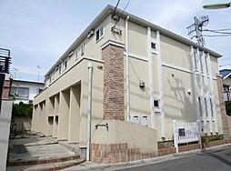 東京都世田谷区桜2丁目の賃貸アパートの外観