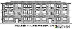 エレガンス粕屋西[102号室]の外観