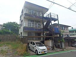 トミナガアパート[1階]の外観