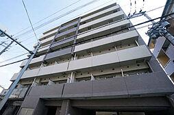 大阪府大阪市西淀川区花川2の賃貸マンションの外観