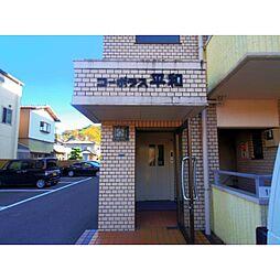 静岡県静岡市葵区平和の賃貸マンションの外観