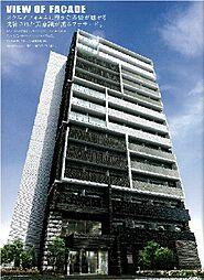 プレサンスOSAKADOMECITYワンダー[9階]の外観