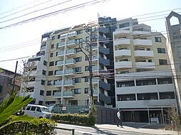 レジディア白金高輪[1階]の外観