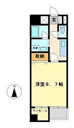 あいさきがけ[12階]の間取り