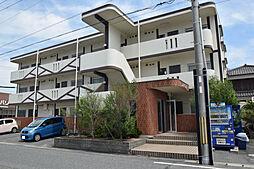 兵庫県姫路市飾磨区城南町の賃貸マンションの外観