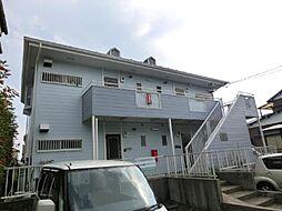 埼玉県さいたま市大宮区三橋2丁目の賃貸アパートの外観