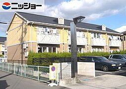 ソレーユ岩倉[1階]の外観