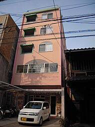 ミリオンスクエアーアパートメント[3階]の外観