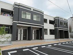 兵庫県三木市本町の賃貸アパートの外観