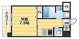 グランドゥーエ永和駅前[8階]の間取り