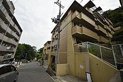 朝日プラザモンターニュ北神戸1番館[3階]の外観
