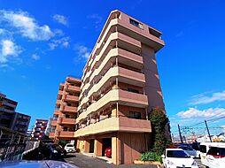 第2アビタシオン浅倉[4階]の外観