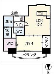ALTATION[10階]の間取り