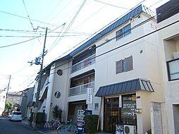 京都府京都市山科区大宅五反畑町の賃貸マンションの外観