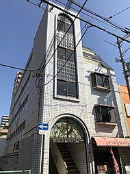 大阪府大阪市住之江区御崎2丁目の賃貸マンションの外観