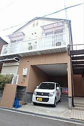 大阪府吹田市片山町4丁目の賃貸アパートの外観
