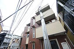 大阪府大阪市福島区吉野2丁目の賃貸アパートの外観