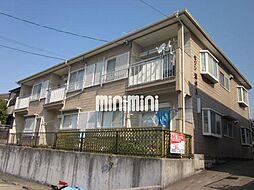 セゾンアサイ A棟[1階]の外観