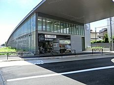 上野毛駅(650m)