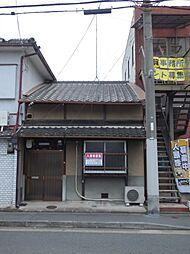 京都府京都市下京区西七条掛越町の賃貸アパートの外観