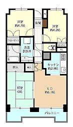 西武球場前駅 6.8万円