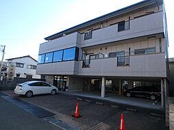 中田ビル[3階]の外観
