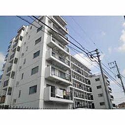 神奈川県川崎市高津区坂戸3丁目の賃貸マンションの外観