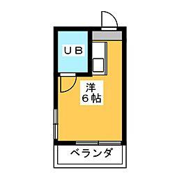 ひばりヶ丘駅 3.3万円