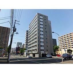 北海道札幌市中央区南四条西8丁目の賃貸マンションの外観