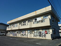 ハイツSTI D棟[201号室]の外観