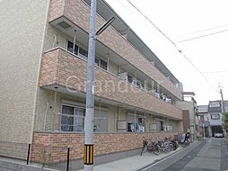 大阪府大阪市鶴見区放出東3丁目の賃貸アパートの外観