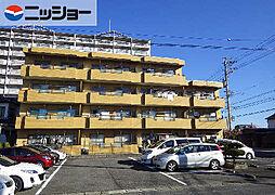 サンパ−ク上新[3階]の外観
