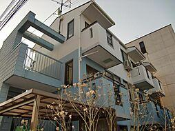 埼玉県さいたま市大宮区土手町3丁目の賃貸アパートの外観